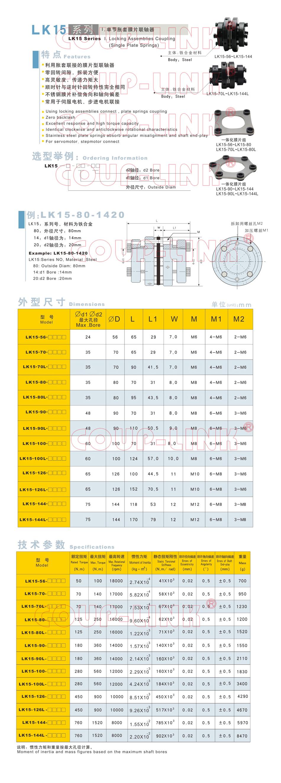 LK15系列 單節脹套老子有钱平台_老子有钱app種類-廣州老子有钱自動化設備有限公司