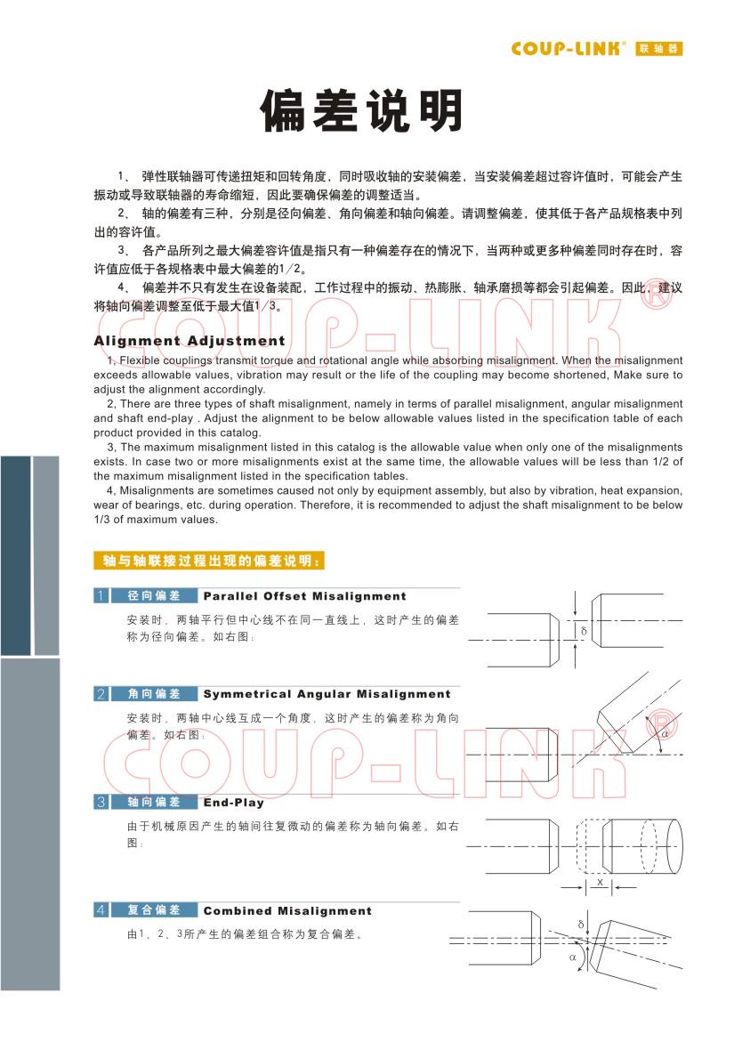 联轴器偏差说明-广州菱科自动化设备有限公司