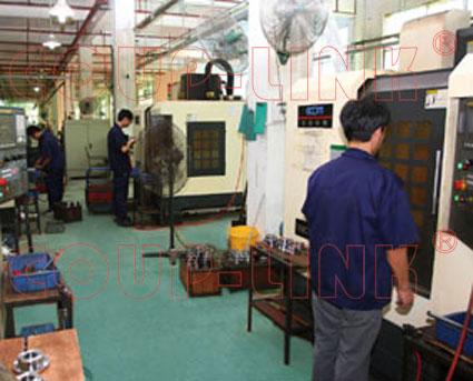 生产车间-广州菱科自动化设备有限公司