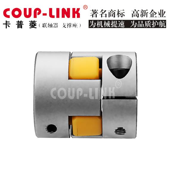 梅花联轴器的形式与选型_联轴器的选择-广州菱科自动化设备有限公司