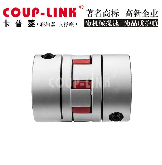 梅花形弹性联轴器的联接情况_联轴器的选择-广州菱科自动化设备有限公司
