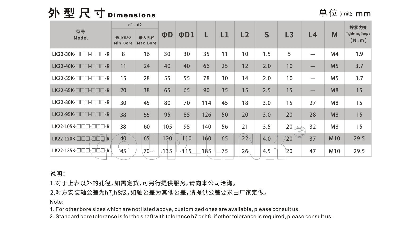 LK22 系列 钢质梅花弹性联轴器_联轴器种类-广州一分快三下载app自动化设备有限公司