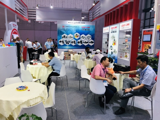2019年9月(上海工博会)中国国际工业自动化展览会_联轴器的选择-广州菱科自动化设备有限公司